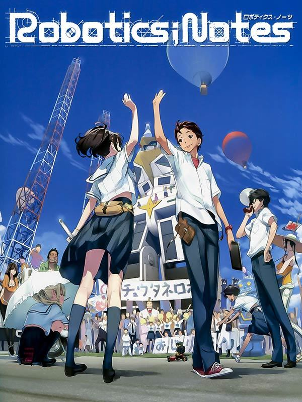 Robotics Notes (Robotics;Notes)
