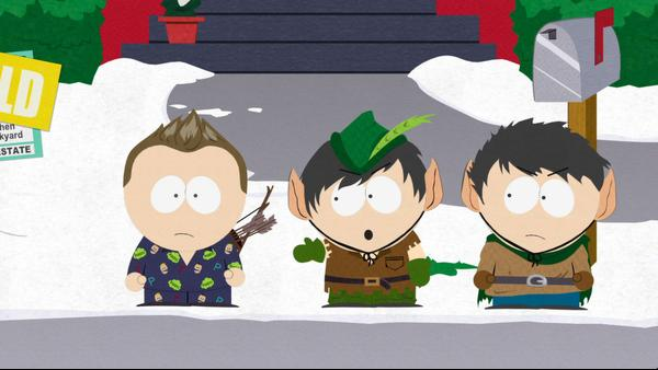 South Park: The Stick of Truth screenshot 6