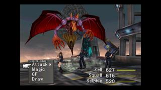 Final Fantasy VIII screenshot 4