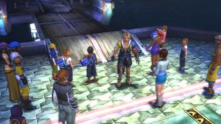 FINAL FANTASY X screenshot 6