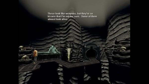 Dark Seed 2 screenshot 5