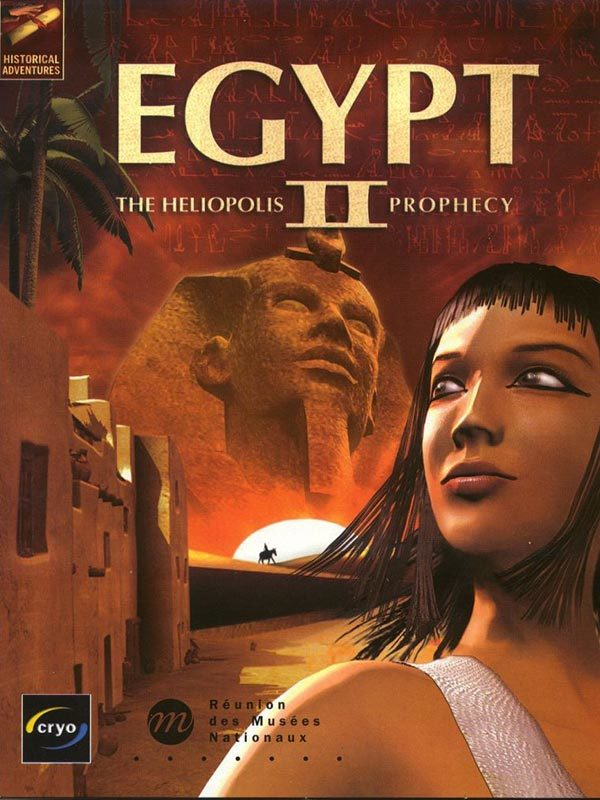 Egypt 2: The Heliopolis Prophecy