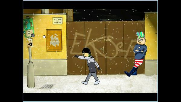 Norbi Winter Special screenshot 1