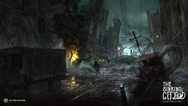 The Sinking City screenshot 5