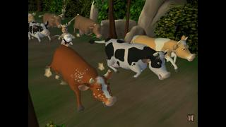 Bone: The Great Cow Race screenshot 5