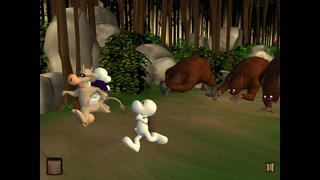 Bone: The Great Cow Race screenshot 3