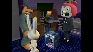 Sam & Max Save the World (Season One) screenshot 5