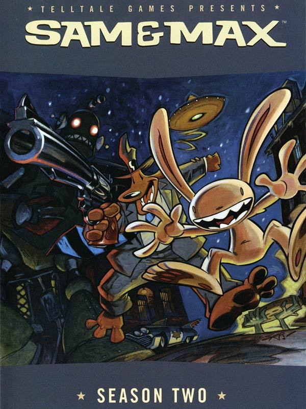 Sam & Max Beyond Time and Space (Season Two)