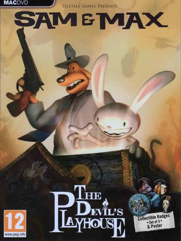 Sam & Max: The Devil's Playhouse  (Season Three)