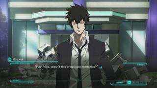 PSYCHO-PASS: Mandatory Happiness screenshot 4