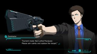 PSYCHO-PASS: Mandatory Happiness screenshot 2