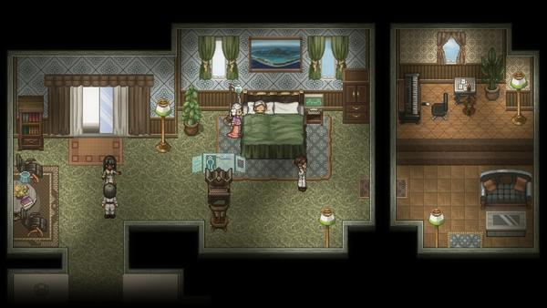 Finding Paradise (To the Moon 2) screenshot 1