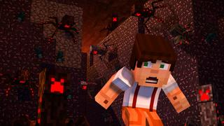 Minecraft: Story Mode - Season Two screenshot 2