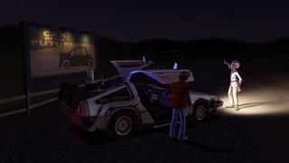 Back to the Future: The Game screenshot 5
