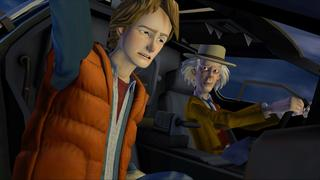 Back to the Future: The Game screenshot 3