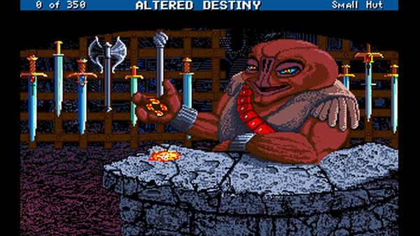 Altered Destiny screenshot 5