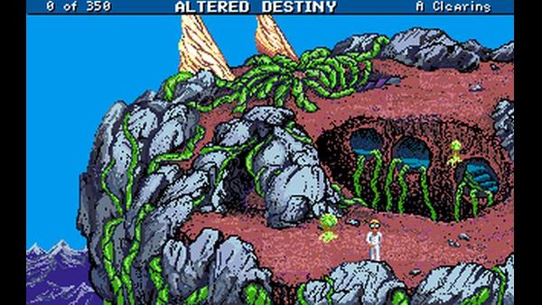 Altered Destiny screenshot 4
