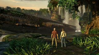 Uncharted: Drake's Fortune screenshot 2