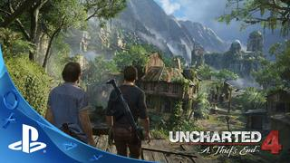 Uncharted 4: A Thief's End video 8