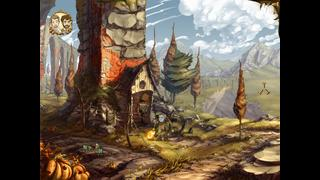 The Whispered World screenshot 1