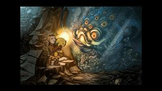 The Whispered World video 9