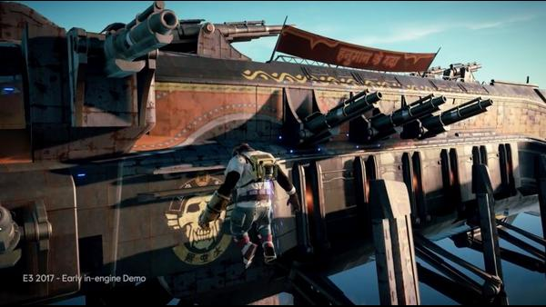 Beyond Good & Evil 2 screenshot 2
