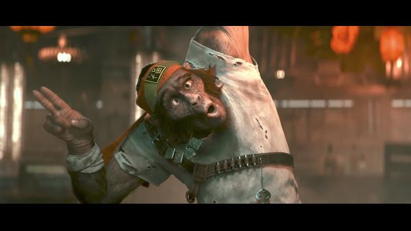 Beyond Good & Evil 2 screenshot 5