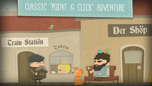 Enigma: Spy Adventure screenshot 3