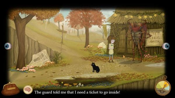 Fran Bow screenshot 3