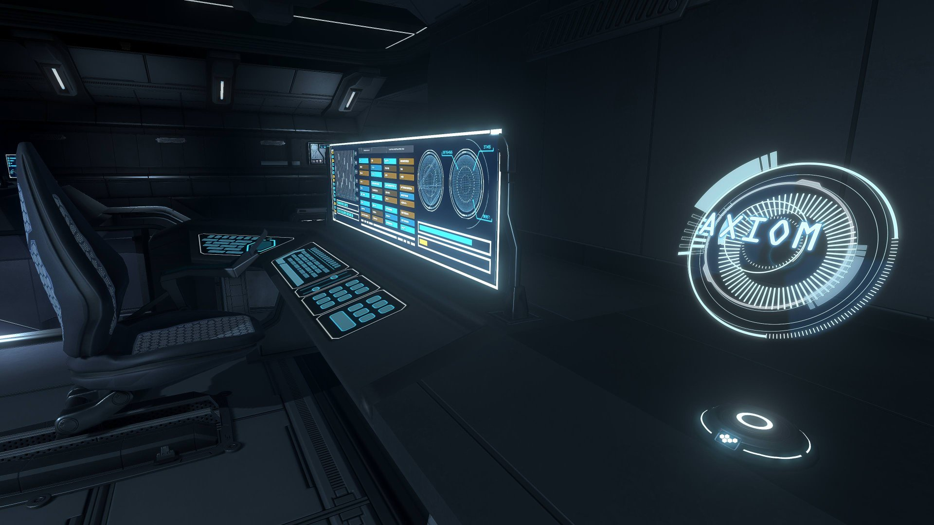 The Station - screenshot