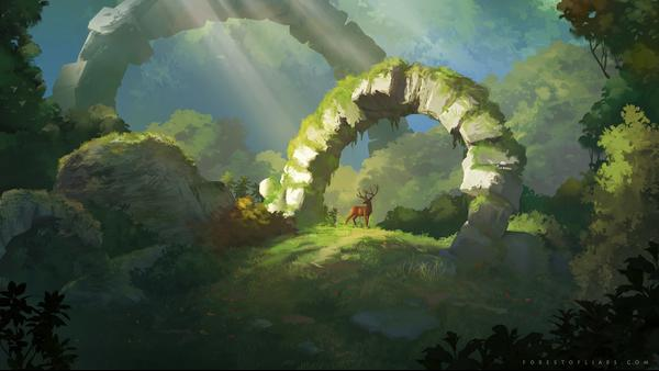 Forest of Liars screenshot 4