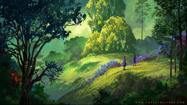 Forest of Liars screenshot 7