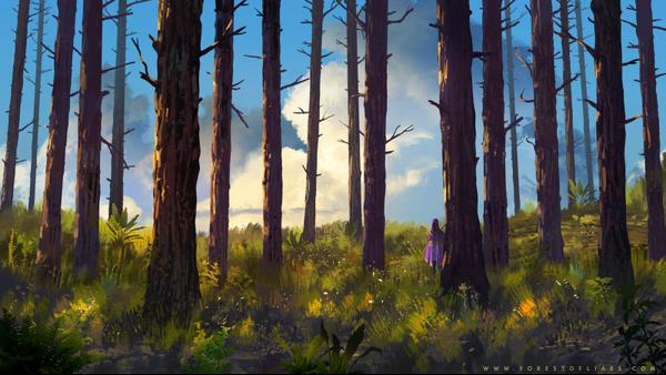 Forest of Liars screenshot 12