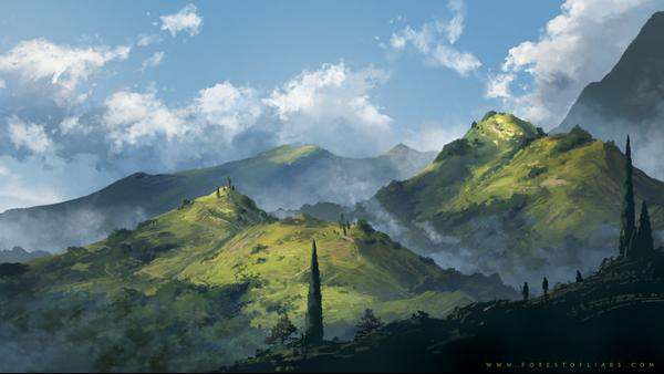 Forest of Liars screenshot 13
