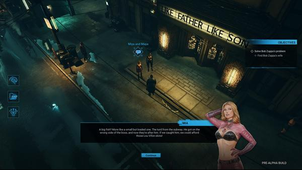 Gamedec screenshot 5