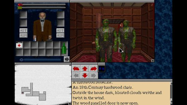 The Legacy: Realm of Terror screenshot 7
