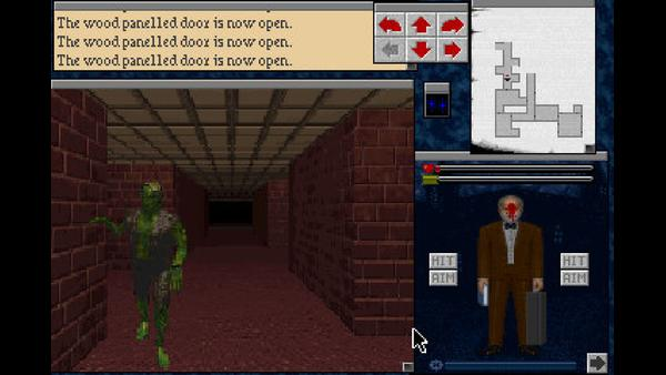 The Legacy: Realm of Terror screenshot 4