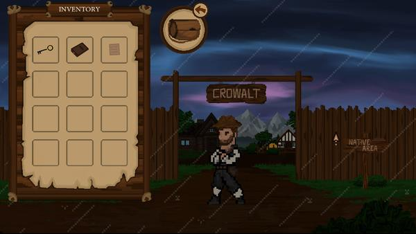Crowalt: Traces of the Lost Colony screenshot 7