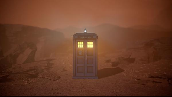 Doctor Who - The Edge of Reality screenshot 3