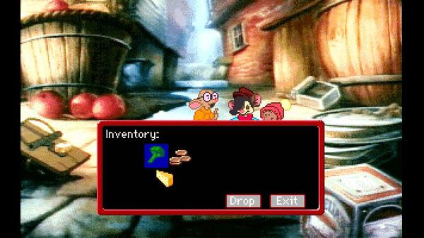 An American Tail - Fievel Goes West screenshot 5