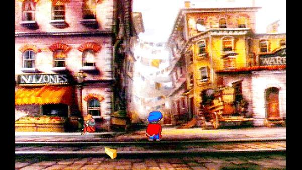 An American Tail - Fievel Goes West screenshot 4