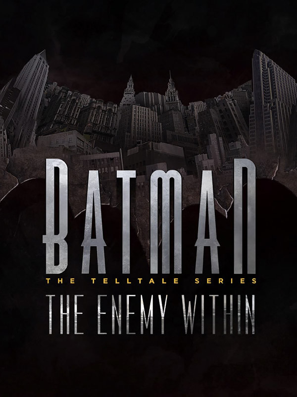 Batman: The Enemy Within - borítókép