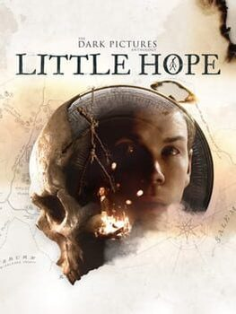 The Dark Pictures Anthology: Little Hope - borítókép