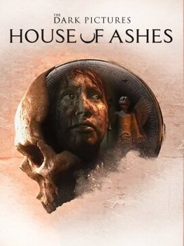 The Dark Pictures Anthology: House of Ashes - borítókép